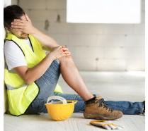 munkahelyi baleset