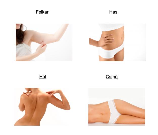 zsírbontó kezelés